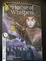 HOUSE of WHISPERS #3 Sandman Universe (2018 Vertigo DC Comics) ~ VF/NM Book