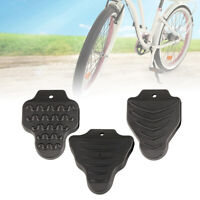 2Pcs Bike Bicycle Rubber Pedal Cleat Covers for Shimano SPD-SL/LOOK KEO Sightly