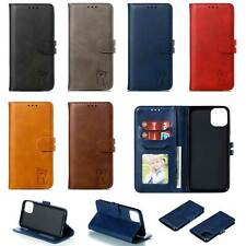 Luxury Flip Magnetic Wallet Leather Case Stand Cover for Samsung Note 20 A21s S9