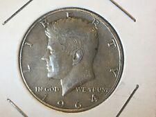 1964 Kennedy Half Dollar Coin - Free Shipping
