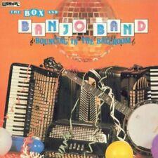 Vinyl LP, THE BOX & BANJO BAND, Bouncing in the ballroom, LILP5155 (1986)