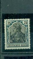 Deutsches Reich, Germania Nr. 104 c postfrisch BPPgeprüft **