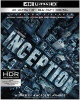 Inception [New 4K UHD Blu-ray] 4K Mastering