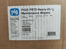 1000 Wipe/Case, Blue (0,12€/ST) Pig WIP304 PIG PR70 Heavy, Duty Maintenance Wipe