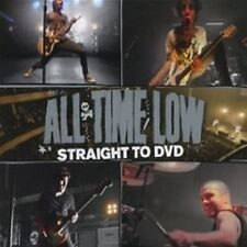 "All Time Low ""straight to DVD"" CD + DVD NUOVO"