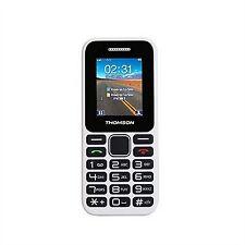 Teléfonos móviles libres blanco con conexión Bluetooth con 8 GB de almacenaje