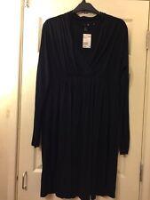 H&M Full Length Patternless Casual Dresses for Women