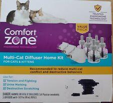 Comfort Zone Multi-Cat Diffuser Home Kit