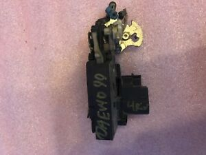 1999 Daewoo Nubira Left Rear Door Lock Actuator #P37