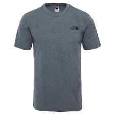 The North Face simple Dome camiseta hombre gris (grey) Medium (tamaño del ...
