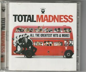 Madness - Total Madness    CD & DVD  (Union Square 2009)