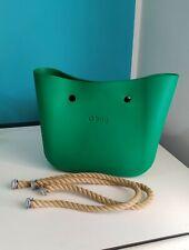 Come nuova! Borsa donna O BAG ORIGINALE. Verde Menta. Modello grande.