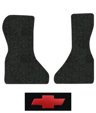 1983-1995 Chevy G30 Floor Mats - 2pc Front - Cutpile | Fits: Van