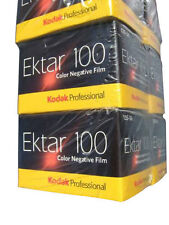 3 Rolls Kodak Ektar 100 35mm Film 135-36 Color Print Negative Fast Ship 7/2019