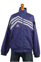 Vintage ADIDAS Shell Raincoat Cagoule Windproof Lightweight Jacket SizeXL-SW1475
