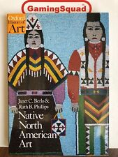 Native North American Art, Janet Berlo HB Book, Supplied by Gaming Squad