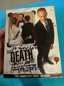 Till Death Do Us Part (DVD, 2008, 3-Disc Set) signed by John Waters! OOP HORROR!