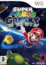 Wii-Super Mario Galaxy (Wii) - Excellent - 1st Classe Livraison