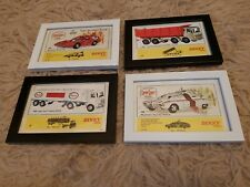 dinky CATALOGUE pictures in frames