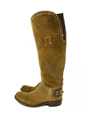 Sendra Suede Tall Riding Boots Women's Size 6