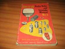 BRIMAR RADIO VALVE & TELETUBE MANUAL No5