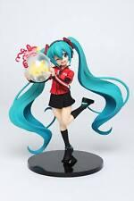Offiziell Lizenzierte Vocaloid Figur Taito Uniform Version Hatsune Miku