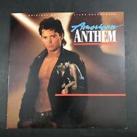 American Anthem Original Soundtrack 7816611 VG+ Vinyl LP R2
