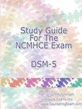 Study Guide for the Ncmhce Exam Dsm-5, Hutchinson, Linton, Good Book