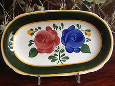 VILLEROY & BOCH Bauernblume - kleine ovale Beilagenschale