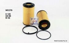WESFIL OIL FILTER FOR Volvo C30 2.4L 2007 03/07-08/10 WCO79