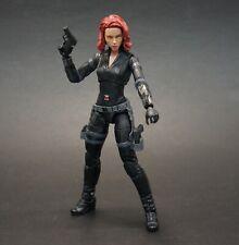 "Marvel Legends Black Widow 6"" Kit bash Red head Custom Action Figure"