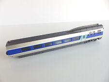 JOUEF / HORNBY VOITURE D'EXTREMITE 2E CLASSE TGV ATLANTIQUE
