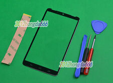 Black Replacement Touch Screen  Glass Lens For Motorola Droid Turbo XT1254