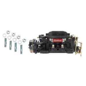 Edelbrock 14073 Performer 750 CFM Manual Carburetor/Stud Kit