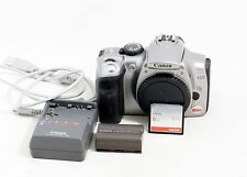 Canon EOS Digital Rebel 300d Body  Bundle With Items Shown