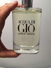 Giorgio Armani Acqua Di Gio Essenza 6.08oz Men's Eau de Parfum 180 ML Rare 6 OZ