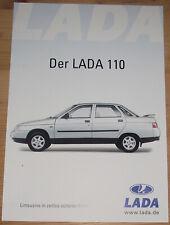 Prospekt Lada 110 2003