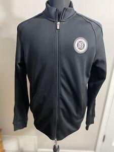 Nike Football Club Track Jacket Black Size L
