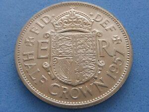1042) GREAT BRITAIN halfcrown 1957 HIGH GRADE £10.00 UK POST PAID