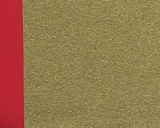 Gorgeous Japanese two sided origami washi paper / Gold & Red / 10sheets / 15cm