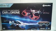 New in box ! WowWee Rev Air Car and Drone