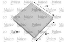VALEO Filtro, aire habitáculo VOLVO S40 V40 698769
