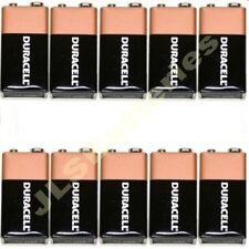 20 x Duracell 9V Batteries MN1604 6LR61 PP3 DATE 2019 oem