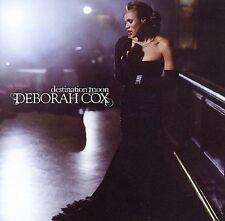 Deborah Cox - DESTINATION MOON-  New Factory Sealed CD