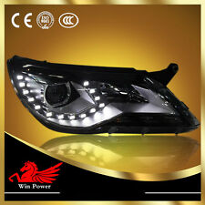 For 2008-2011 VW Tiguan Headlight with LED daylight and Bi-xenon Projector V2