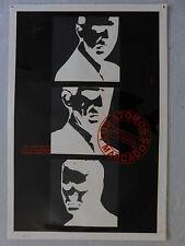 Affiche CUBA - Los Atomos Marcados - Film Sovietico - Igor Gostev - 70'S
