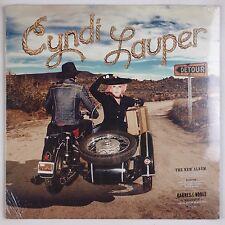 CYNDI LAUPER: Detour SEALED USA Barnes & Noble Colored Vinyl LP