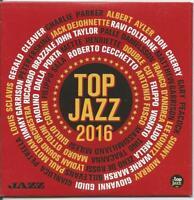 Top Jazz 2016 - CD EDITORIALE USATO OTTIME CONDIZIONI CHARLIE PARKER DON CHERRY