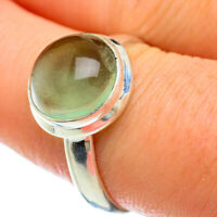 Prehnite 925 Sterling Silver Ring Size 9.25 Ana Co Jewelry R48200F