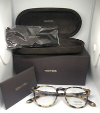 3a910699cce New TOM FORD 5410 055 Tortoise Case Cloth UNISEX Eyeglasses Sunglasses  Frames RX
